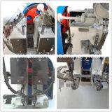 Tela de Starlink y máquina principales dobles del pasamuros de los zapatos