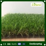 Erba artificiale sintetica della decorazione Anti-UV di paesaggio per il giardino e la casa