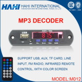 12V USB TF Carte MP3 Audio Player Decoder Board avec contrôleur