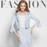 Mais recente Fashion Style Women Business Suit para Office Lady