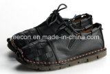 Casual Women女性か人の豪華な靴の余暇の靴