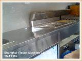 La nourriture chaude de la vente Ys-FT290 troque le véhicule de buffet mobile de chariot mobile de nourriture