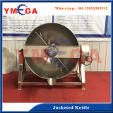 De commerciële Hogedrukpan van het Roestvrij staal van het Schip van het Gebruik Dubbele Beklede