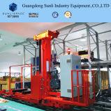 Système de stockage automatique d'entrepôt à haute densité avec la crémaillère de étagère (AS/RS)