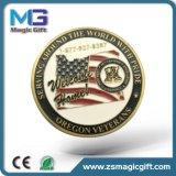 Feito em China projetar o fabricante por atacado da medalha da liga do zinco para a venda