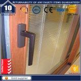 Luxuxaluminiumaufzug-und Plättchen-Tür mit importierten Befestigungsteilen