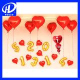 Angepasst dem meisten populären bekanntmachenden Partei gedruckten Latex-Helium-Ballon für Celcbration