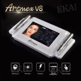 Mais novo 2 Digital Permanent Handpiece Eyebrow Kit Tattoo Digital Machine