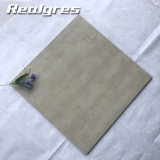 mattonelle di pavimento lustrate pattino novello moderno del Blanco della porcellana di sembrare del cemento di disegno della stanza da bagno di 600X600mm anti