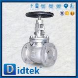 El acero de molde de Didtek BS1873 obturó la válvula de globo