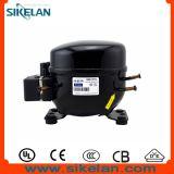La bonne réfrigération commerciale de la qualité 220V R134A partie le compresseur hermétique Gqr12tg Mbp 1168W d'île d'étalage à C.A.