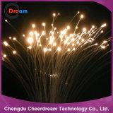 0,25 mm PMMA-3.0mm fin Bougies de lumière à fibre optique