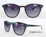 新しい来る新しいデザインハンドメイドのアセテートのサングラスEyewear