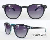 Óculos de sol Handmade de vinda novos Eyewear do acetato do projeto novo
