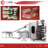 Gc-6180 Modelo seis colores de la Copa de la máquina de impresión Offset en China
