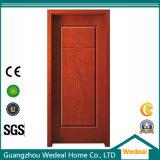 Portas de madeira exteriores com o travessão para projetos