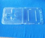 Belüftung-Maschinenhälften-Kasten kundenspezifischer Blasen-Verpackungs-Kasten