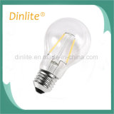 Alumínio dimmable LED de alta qualidade A19 4W dimmable