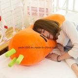 Ammortizzatore molle a forma di farcito del ricamo del cuscino della carota