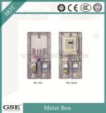 Caixa da caixa do medidor da fase monofásica/medidor de potência com Ce e padrão do TUV