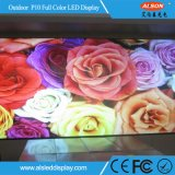 P10 pantalla a todo color al aire libre del alquiler LED para la etapa