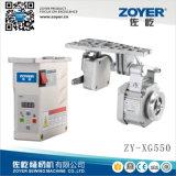 Zy-Xg550 Zoyer salvano il motore di cucito di energia di potere con la cinghia