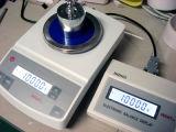 de Digitale Elektronische Schaal van de Precisie 2000g 0.01g