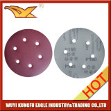 9 дюймов - диск велкроего высокого качества (алюминиевая окись)