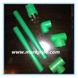 PPR трубы и фитинги строительного материала DIN Стандартный
