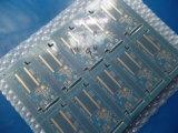 PWB de múltiples capas 4layer Soldermask azul con oro de la inmersión