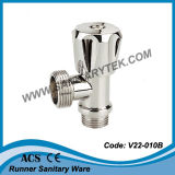 Soupape de cornière avec Headvalve (V22-021)