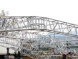 Semischer runder Dach-Binder für besonderen Anlass