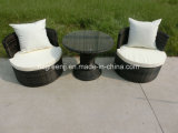3 части мебели Stackable софы переговора бормотушк установленной напольной