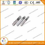 UL перечислил алюминиевый концентрический кабель проводника изолированный XLPE Ser/Seu сплава AA-8000