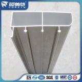 profil en aluminium d'enduit de la poudre 6063-T5 pour le guichet en aluminium
