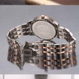 형식 호화스러운 로즈 금 Retro 디자인 시계