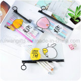 Design personnalisé, crayon, stylo en PVC bag sac de cadeaux promotionnels