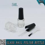 5mlはガラス装飾的なマニキュアのブラシのびんを空ける