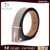 Fabrik-Angebot-kundenspezifische Metallfaltenbildung-Riemen-Mann-lederne Taillen-Riemen