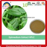 Выдержка Epimedium Icariin 50% 60% 80% 98%. Выдержка Icariin 98% Epimedium