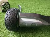 La fábrica suministra dos ruedas del camino Uno mismo-Que balancea la vespa eléctrica Hoverboard