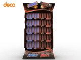 Barato preço Floor-Standing 5 camadas de racks de prateleira de Exibição de cartão