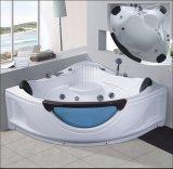 1500mm Sector Massage Bathtub SPA met VoorGlas voor 2 Personen (bij-8304)