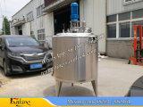 Tanque de mistura de aço inoxidável de 600L para vaporizador 600L para cosmética