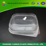 Contenitore di alimento di plastica a gettare