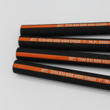 """3/4 """" доказанных Ce гибкиев рукавов высокого провода давления 4 гидровлических резиновый"""