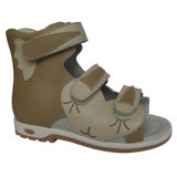 優美の健康は美しいデザインの子供の整形治療用靴に蹄鉄を打つ