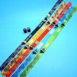 Les grands événements Festival le plus récent tissu tissé Bracelet Bracelet RFID