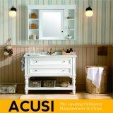 卸し売りアメリカの簡単な様式の純木の浴室の虚栄心(ACS1-W06)
