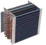 L'échange thermique tube en cuivre réfrigérateur condenseur refroidi par air